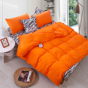 dormitory bed sheet bedding bag pillow case 4 times四件套被