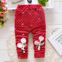 宝贝的红火春节装扮