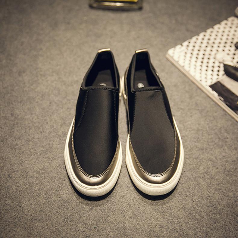 五一特刊 懒男光脚穿也时尚的8款低帮鞋