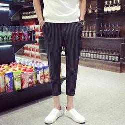 九分裤,潮搭有型