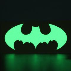 蝙蝠侠3夜光贴纸