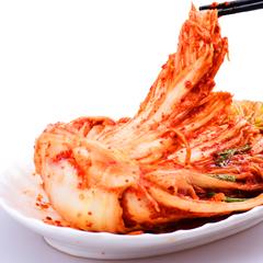 韩国切片泡菜辣白菜