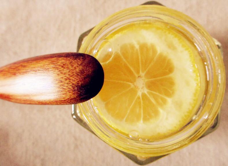稀世原蜜自制 蜂蜜柠檬茶 纯手工柠檬蜜冲饮蜂蜜柠檬水润肤排毒