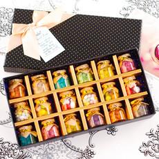 韩国进口创意许愿瓶零食大礼包结婚喜糖果礼盒装朋友女生日礼物