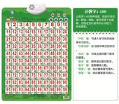 宝宝有声挂图点读发音玩具婴儿童学习卡片学数学早教认数字1至100