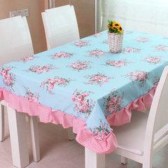 6元起 餐桌布桌旗台布餐布桌垫 茶几布圆餐桌椅套椅子套布艺