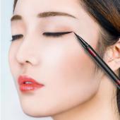 美康粉黛轻描素写眼线笔 防水防汗持久上妆正品 眼线液彩妆