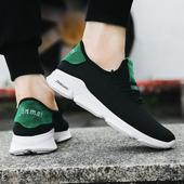 秋季2018新款男鞋休闲帆布潮鞋韩版潮流运动百搭布鞋旅游跑步板鞋