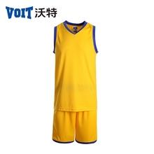 VOIT沃特17年春夏季新款篮球服 男比赛运动服轻便舒适速干