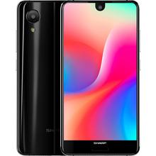 默认发曜石黑6+64GB夏普SHARP AQUOS S3miniS2 陨石黑全面屏手机Sharp/夏普 Z3