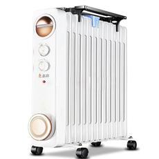 志高取暖器家用静音电热油汀电暖器片油丁电暖气办公节能省电暖炉