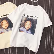 短袖t恤女夏装2018新款韩版宽松百搭半袖韩范体恤 学生闺蜜上衣服
