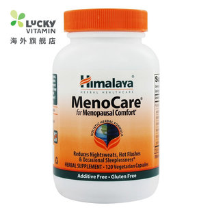 Himalaya Herbal Healthcare - 绝经后舒适的 MenoCare Menosan -