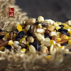 【低糖热量】糙米饭健身餐孕妇粗粮五谷杂粮饭组合850g十谷米包邮