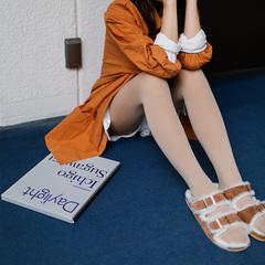 靴下物两双装80D丝袜女秋冬连裤袜防勾丝薄天鹅绒抗起球打底袜子