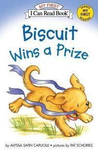 [现货]Biscuit Wins a Prize 英文原版 I Can Read 系列