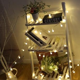 星星房间布置彩灯闪灯串灯满天星卧室装饰led小灯泡少女网红灯饰