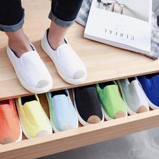 翻滚吧小龙包男童鞋子儿童帆布鞋女童板鞋布鞋一脚蹬新款韩版百搭
