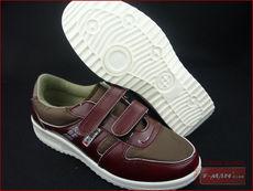 双星老年鞋07健身鞋保健鞋健康长寿鞋魔术贴轻便鞋厨师专用防滑鞋
