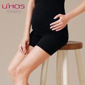 孕妇安全裤短裤防走光平角裤托腹打底裤夏季薄款保险夏装