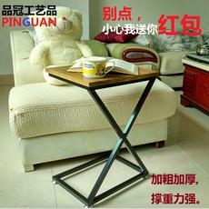 个性迷你小茶几简约现代可移动床边桌实木边几角几沙发边几小桌子