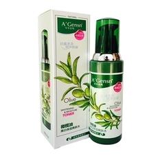 包邮 买1送1安安橄榄油美白保湿爽肤水90ml 补水 柔肤水