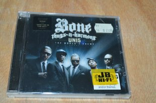 Bone Thugs-n-Harmony Uni-5: the World S Enemy 全新澳版 I1528