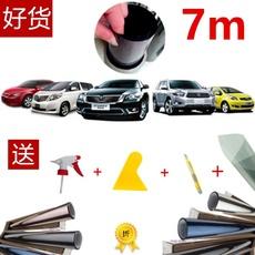 汽车贴膜玻璃贴膜太阳膜全车膜面包车贴膜五菱之光长安防爆隔热膜
