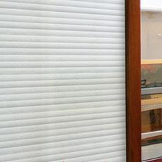 磨砂卫生间玻璃贴膜百叶效果浴室窗纸透光不透影自粘厕所窗户贴纸