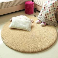 加厚环保圆形地毯客厅卧室加厚电脑椅垫圆形地垫吊篮藤椅地垫