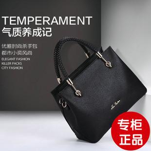 老人头品牌女包包2017新款正品春款欧美真皮单肩斜挎包小包手提包