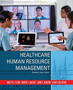 【预售】Healthcare Human Resource Management