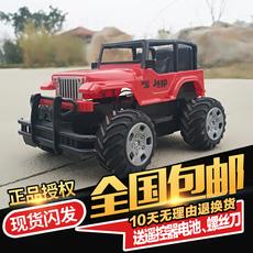 包邮充电遥控越野车 耐摔男孩方向盘体感摇控车 电动玩具汽车模型