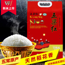 五粱红一级正宗稻花香10斤装 东北大米5kg公斤有机大米 五常大米