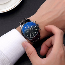 2009 New Men's Watch Sports Watch Quartz Watch Personality Men's Watch