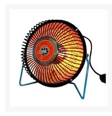 迷你6寸小太阳取暖器学生办公室取暖电暖器升温快暖风机非USB包邮
