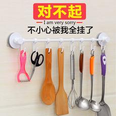 意可可吸盘挂钩强力粘胶挂衣架壁挂厨房卫生间无痕免钉承重不粘钩