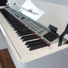 贝迪电钢琴88键成人专业电子钢琴重锤智能初学者三踏数码钢琴烤漆