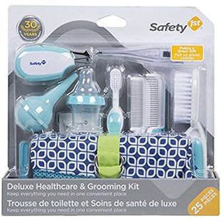 Safety 1st Deluxe Healthcare and Grooming Kit, Arctic Sevil
