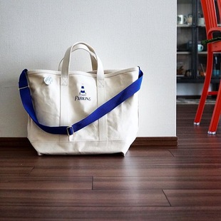 the parking ginza bonjour tote 托特 帆布包单肩斜挎日本藤原浩