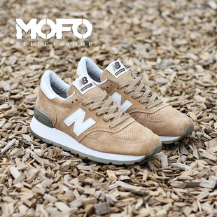 大地色系 美产 NEW BALANCE NB M990CER EarthTone