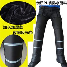 冬季冬天骑摩托车棉护膝电动车保暖护膝电瓶车男女加肥护腿防挡风