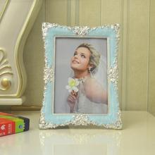 饰照片框结婚照框 欧式7寸相框创意相架亚克力像架家居桌面摆台装