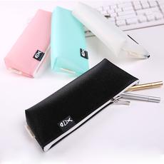 简爱满天星创意大容量笔袋韩国简约学生小清新可爱男女铅笔盒文具
