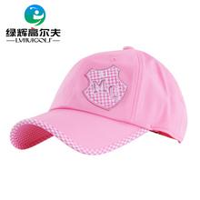 美津浓 Mizuno 高尔夫球帽 女士 遮阳帽子舒适透气 golf夏季帽子