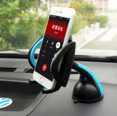 车载手机支架汽车用长款 吸盘手机座GPS导航仪支架行车记录仪通用