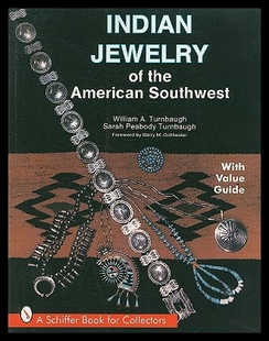 【预售】Indian Jewelry of the American Southwest