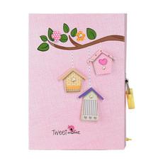 带锁日记本子韩国创意复古小清新可爱小学生用密码儿童笔记本文具