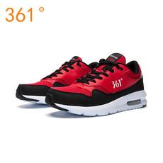 361度男鞋运动鞋秋季新款2016男气垫跑步鞋361男休闲慢跑鞋旅游鞋
