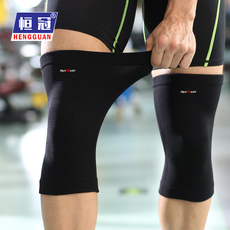 春夏薄款运动护膝保暖薄骑车户外登山羽毛球篮球跑步男女士健身